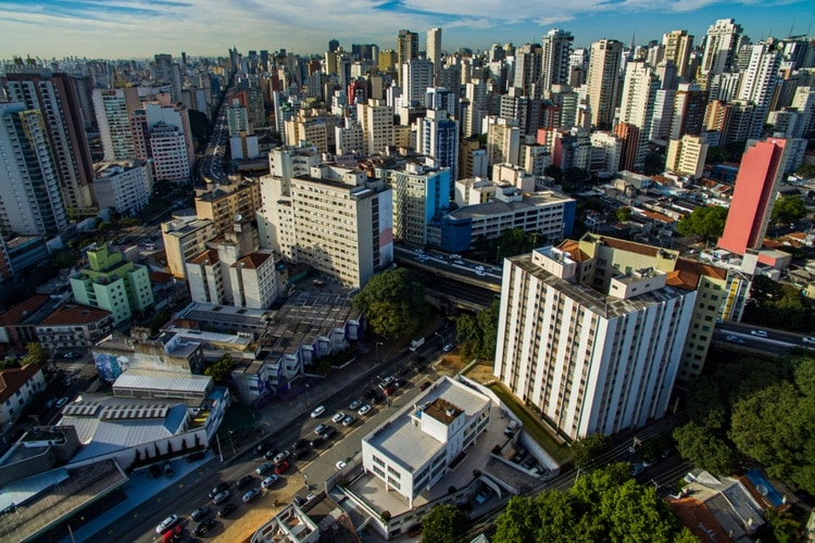 More about the biggest cities in Brazil
