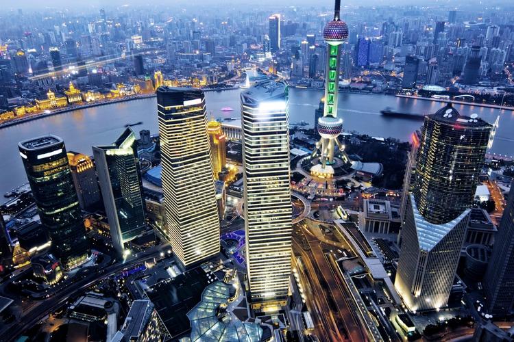 Mer om kinas största städer