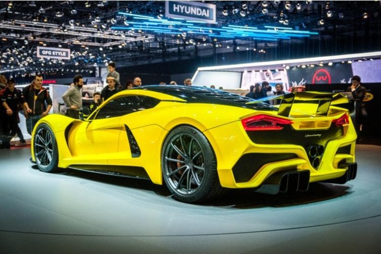 snabbaste bilen i världen