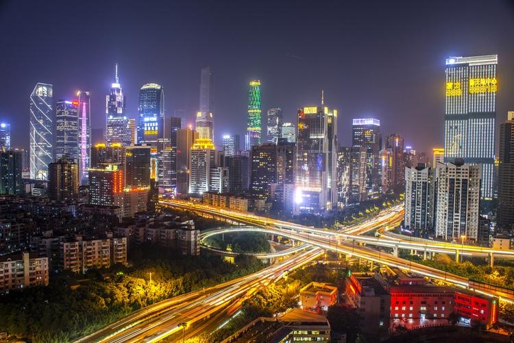 Mest befolkade staden i Kina