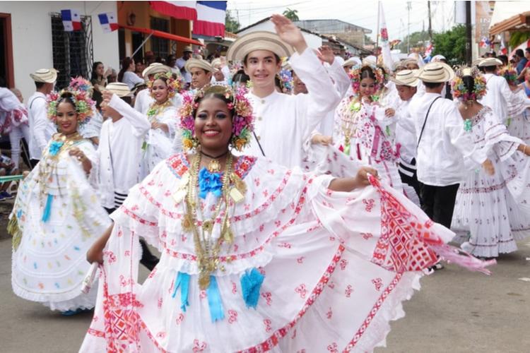 Panama språk