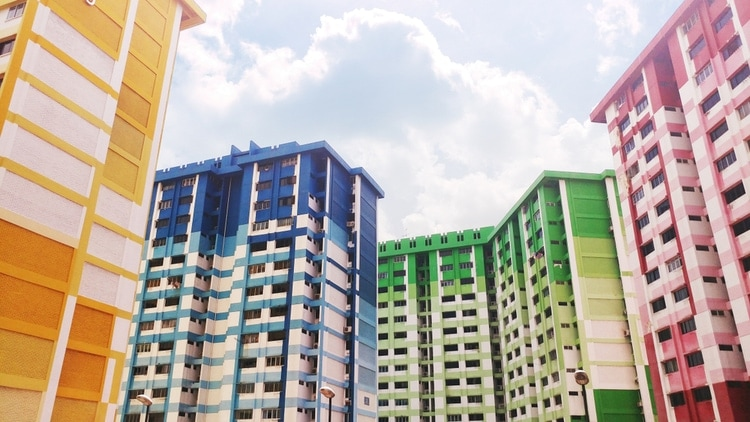 Public housing in Singapore facts