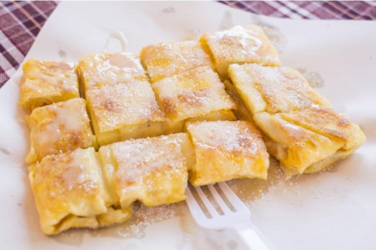Roti Thai Dessert