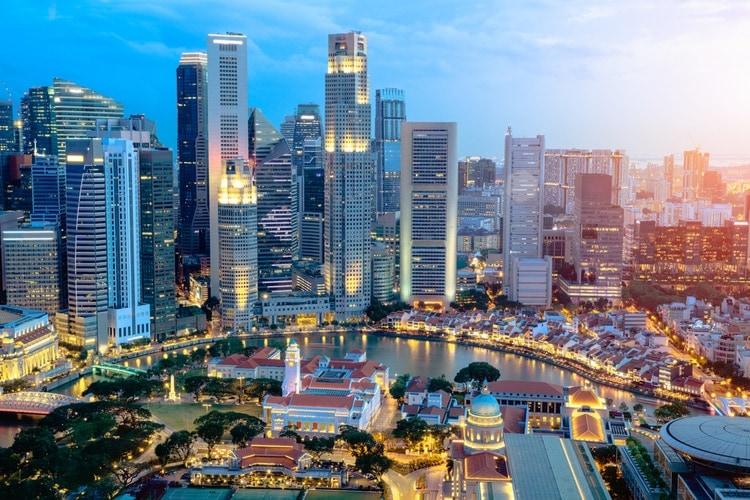Singaporean buildings