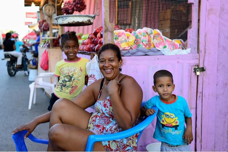 Spanska är officiellt språk på Dominikanska republiken