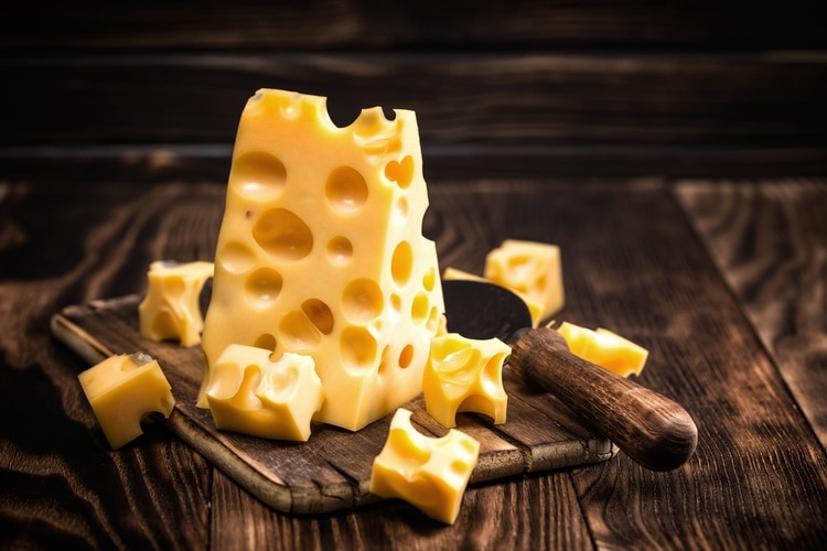 Swiss Cheese facts