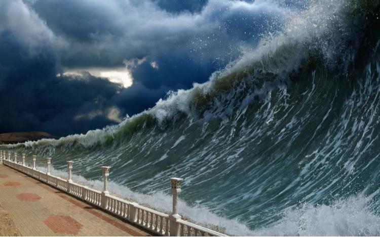 datos sobre tsunamis