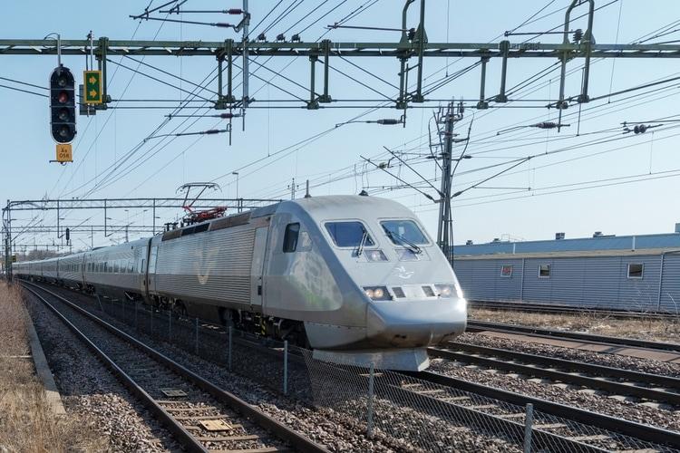 X2000 Sveriges snabbaste tåg