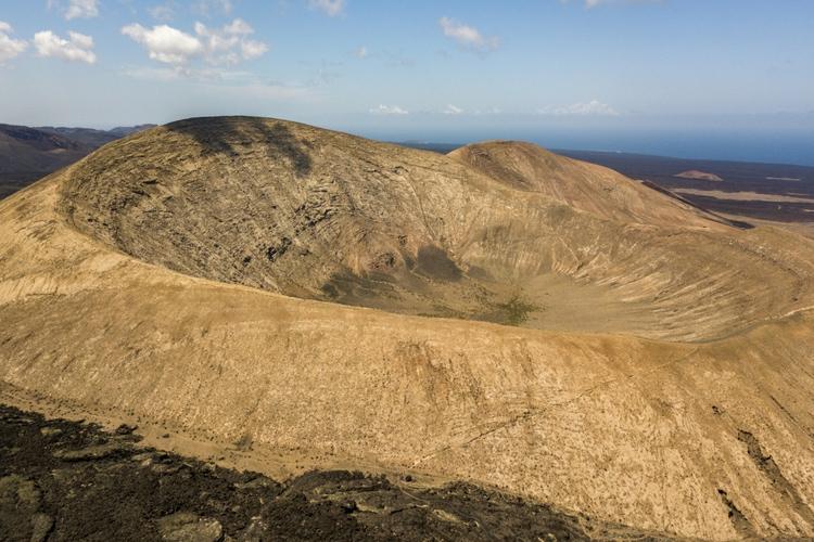 volcanic caldera