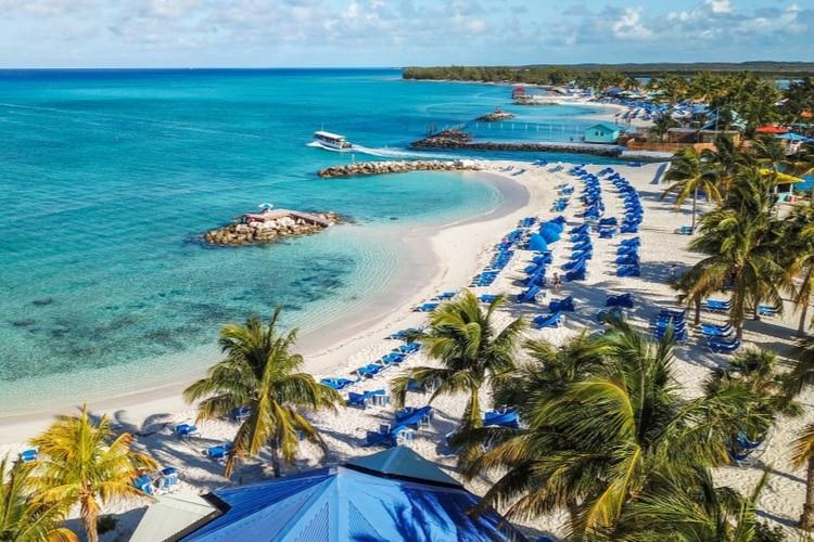 Bahamas in December
