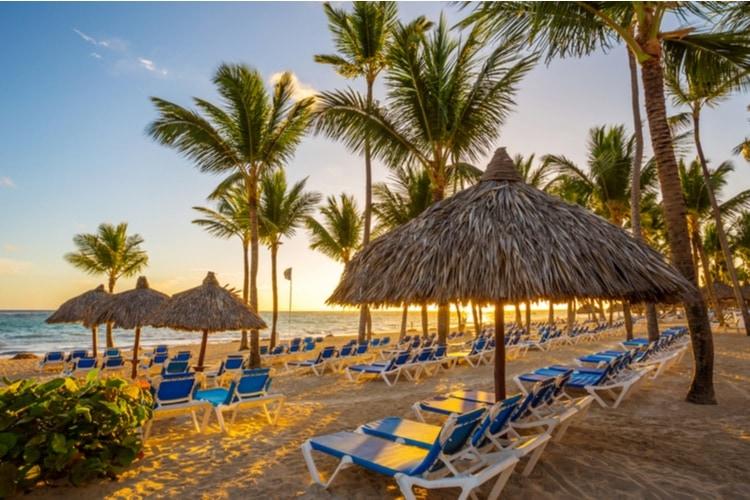 Dominican Republic in February