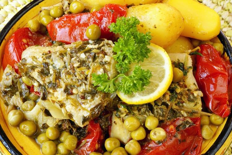 Fish Chermoula