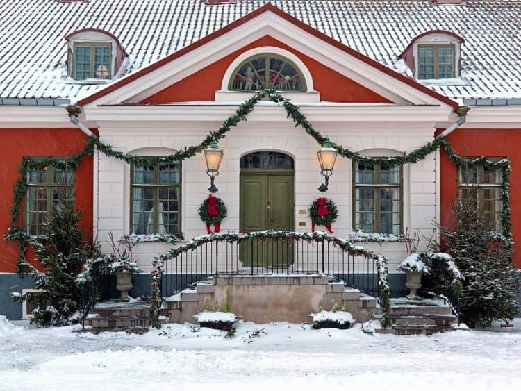 Jul i huset Katrinetorp