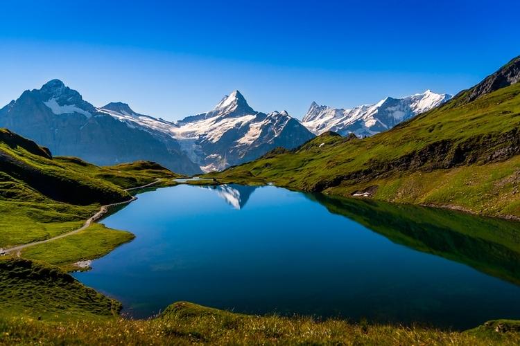 Sjöar i Schweiz
