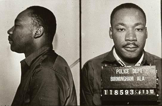 MLK facts