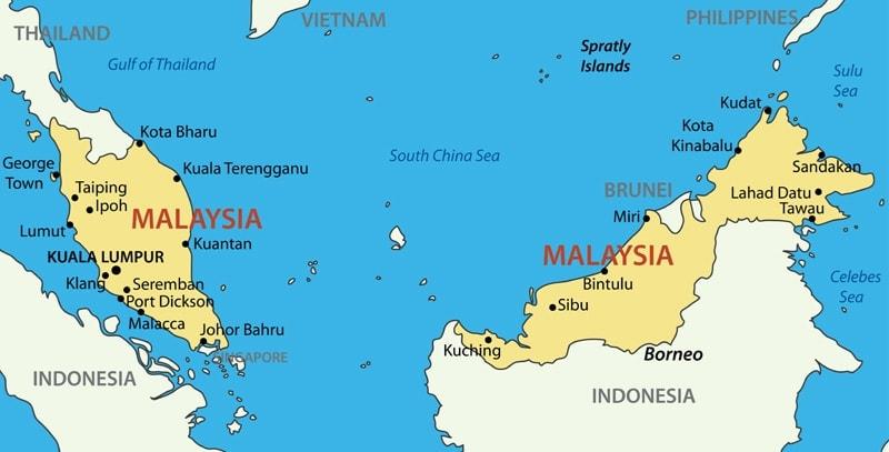 Karta Malaysia