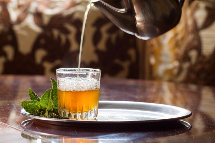 Marockanskt te