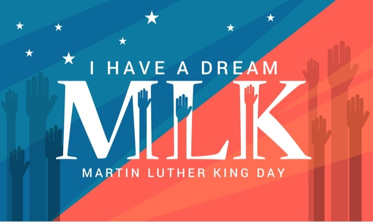 Martin Luther King Day facts