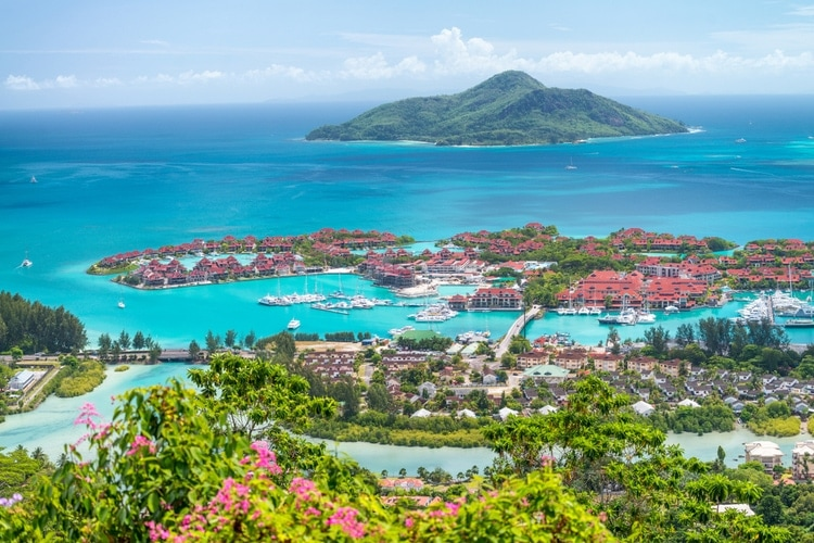 Seychelles is the richest country in Africa