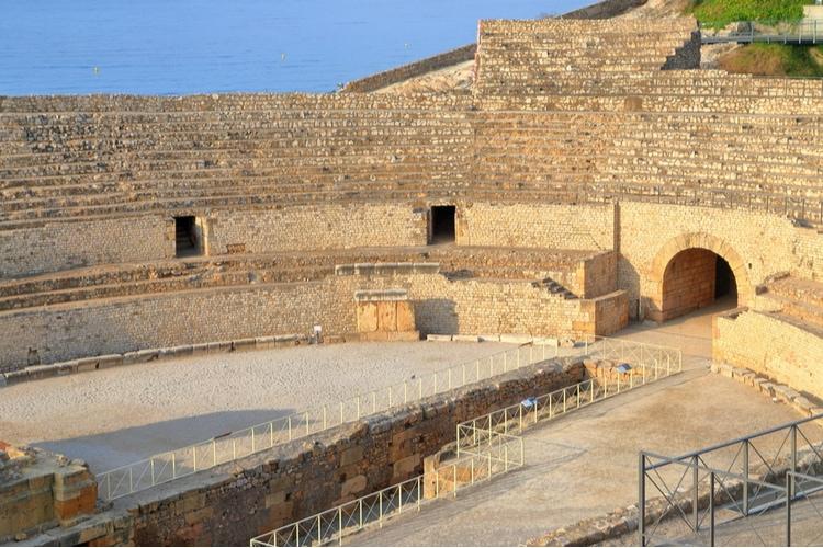 Tarragona Roman Amphitheatres