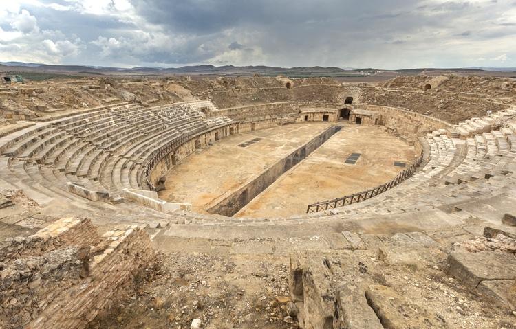 Uthina roman Amphitheatre
