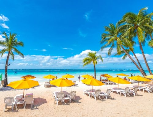 Where is hot in February? 15 Warm places with sunshine