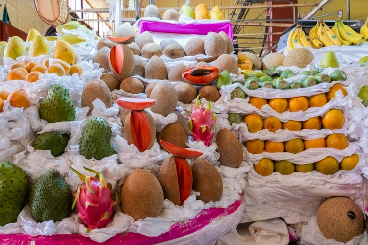 Where to buy fruits in Mexico