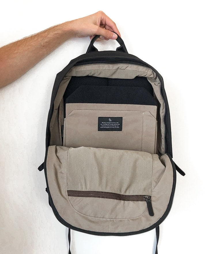 classic bellroy backpack
