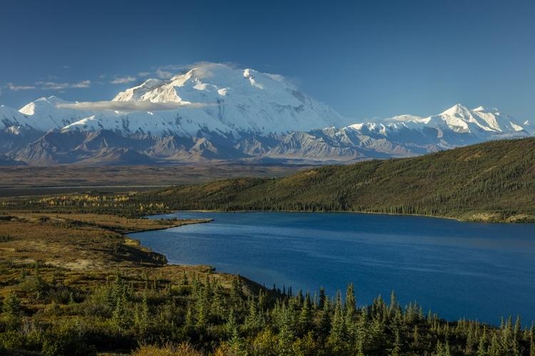 Fakta om Alaskas natur