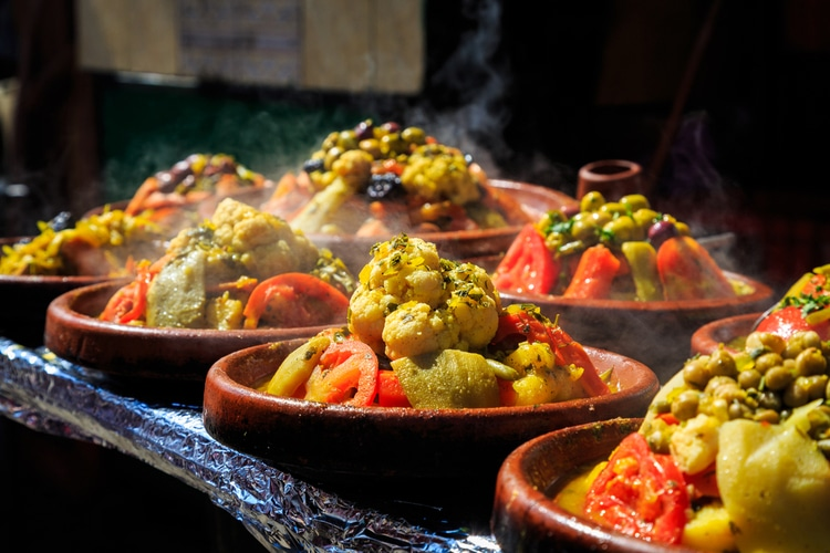 food from Morocco