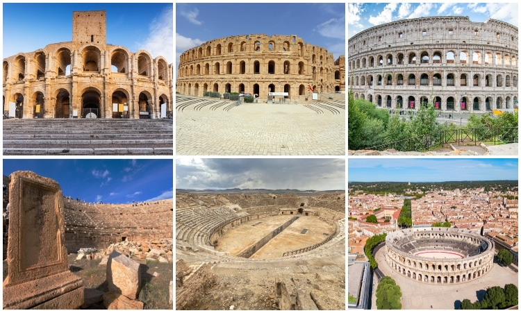 12 Roman Amphitheatres that you should visit