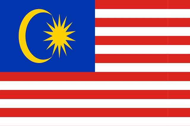 Malaysias flagga