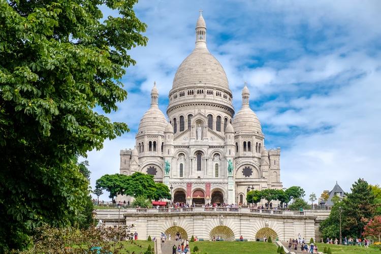 Berömda byggnader i världen