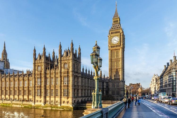 Big Ben klocktorn