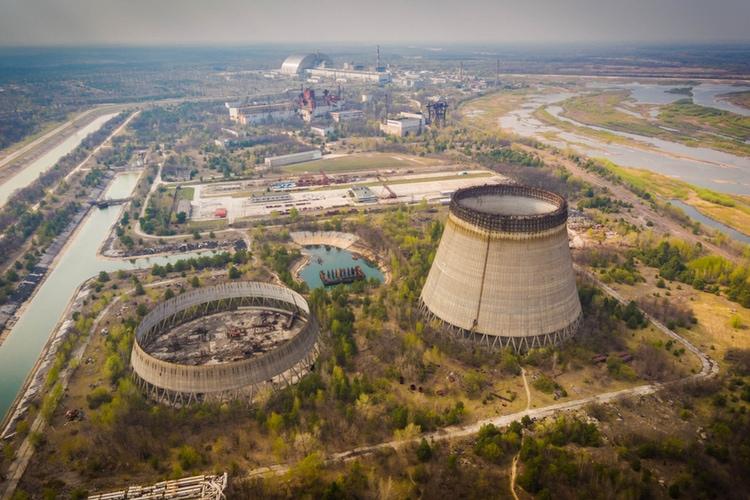 Tjernobyl fakta