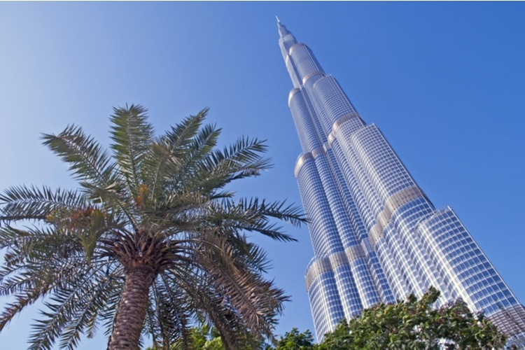Fakta om Burj Khalifa för barn