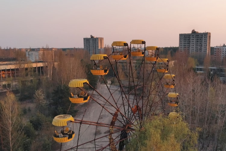General information about Chernobyl