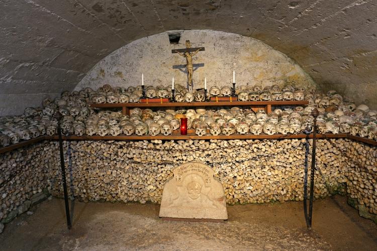 Hallstatt Ossuary