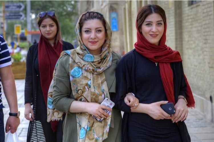 Hijab law in Iran