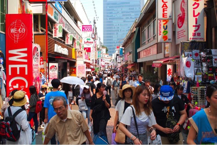 Japanska städer i framtiden