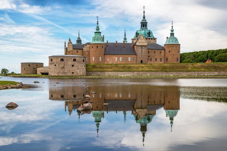 Kända byggnader i Sverige
