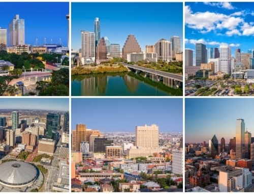 Largest Cities in Texas – By population and size