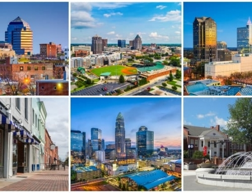 Largest Cities in North Carolina – By Population and Size