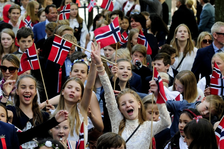 Norway is one of the happiest countries in the world