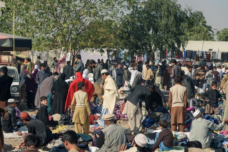 Pakistan befolkning