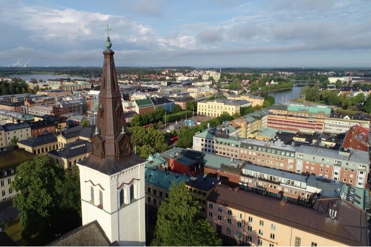 Restaurants in Karlstad