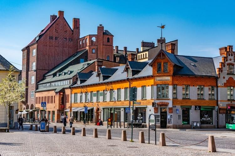 Restauranger i Lund