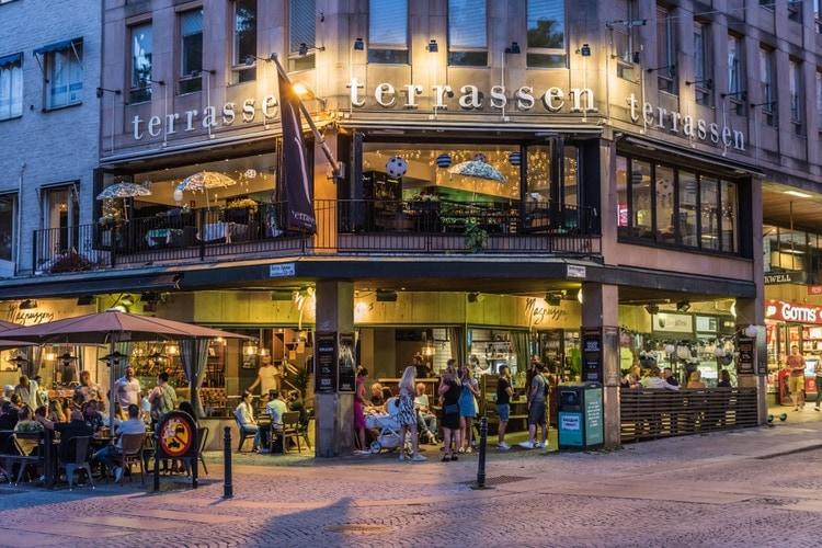 Restaurants in Uppsala