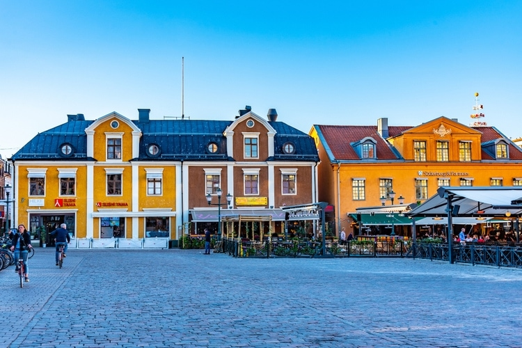 Restauranger linköping