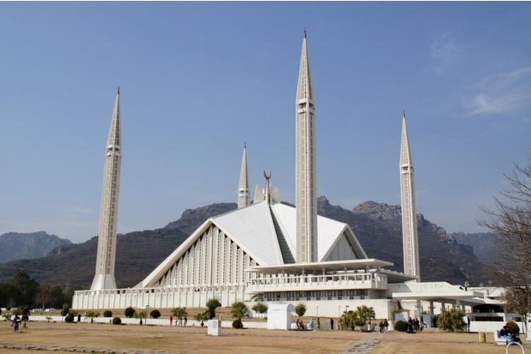 Shah Faisal Moskéen